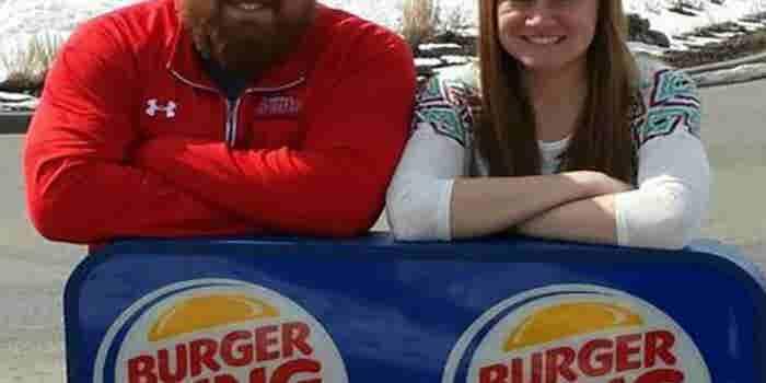 Burger King pagará una boda (y se vuelve viral)