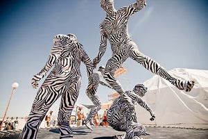Is Burning Man the Next Frontier of Networking?