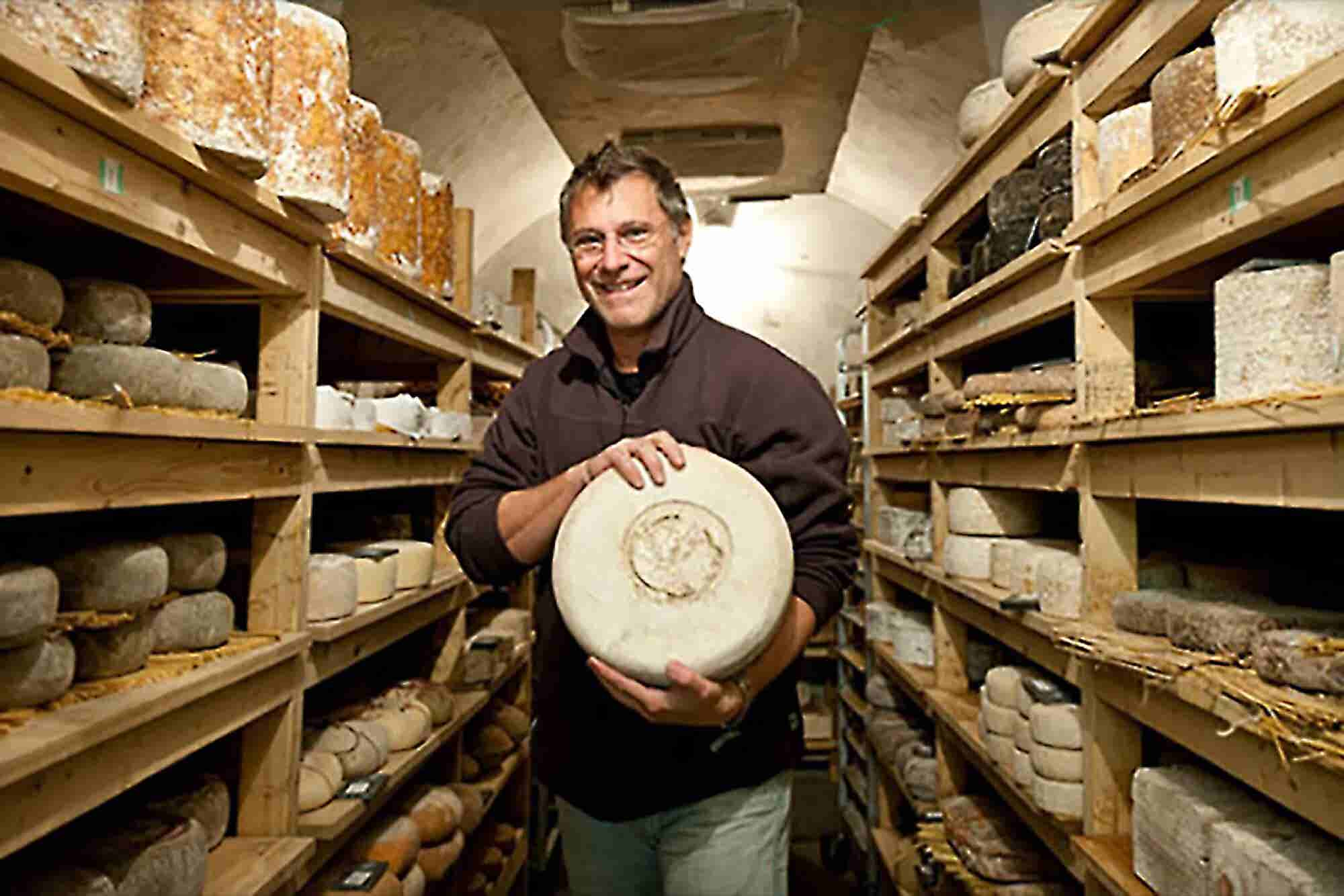Business Unusual: The Hidden Cheese Caves of Manhattan