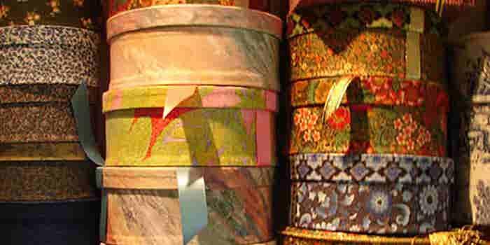 Cajas para decoración