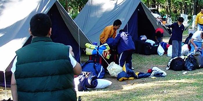 Campamentos ecoturísticos