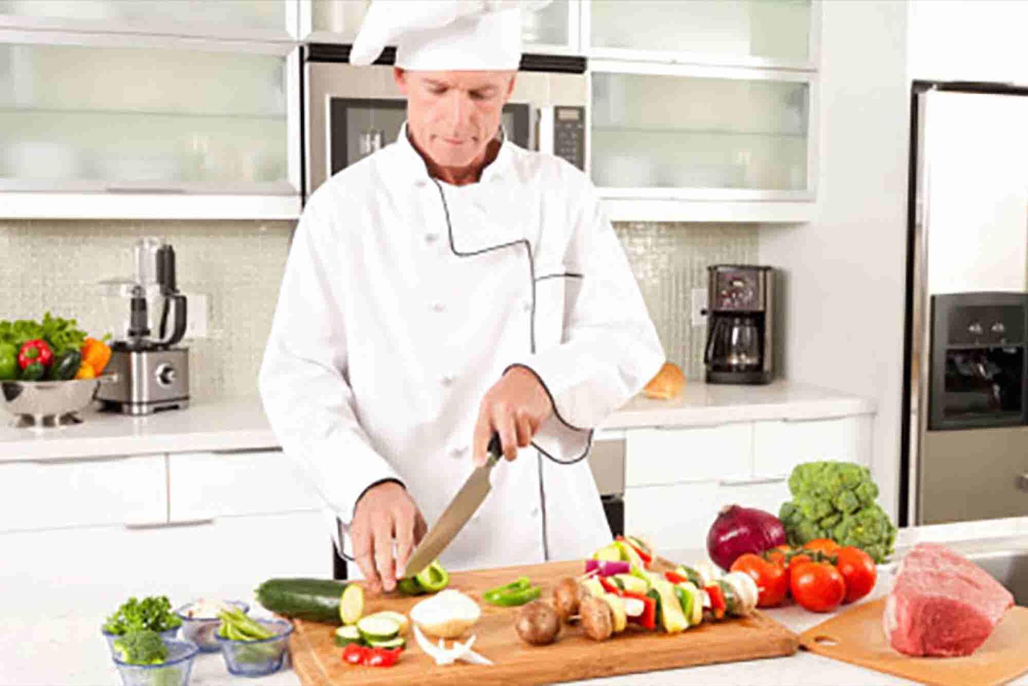 Chef a la casa