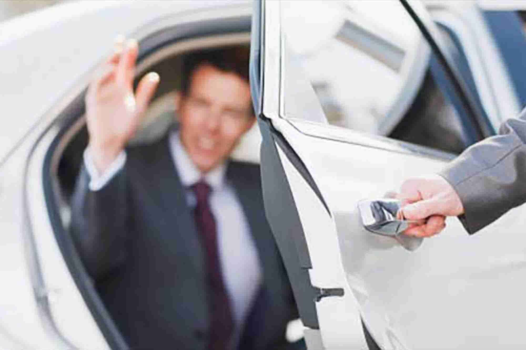 Transportación para ejecutivos