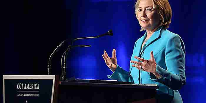 Clinton Global Initiative Aims to Boost U.S. Economy Through Entrepreneurship