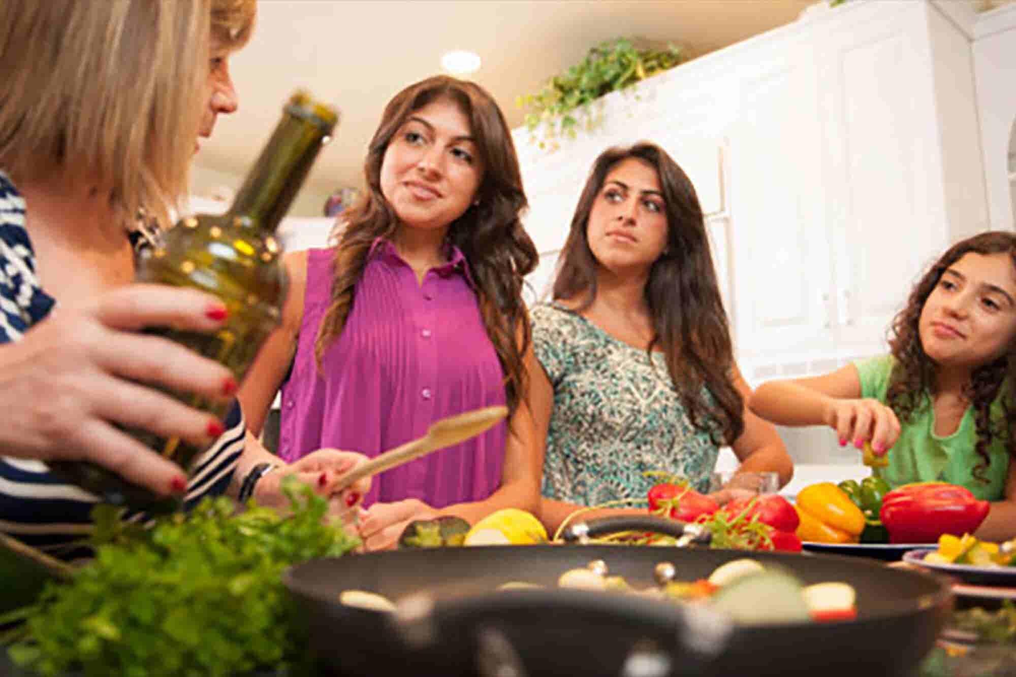 Clases de cocina para principiantes