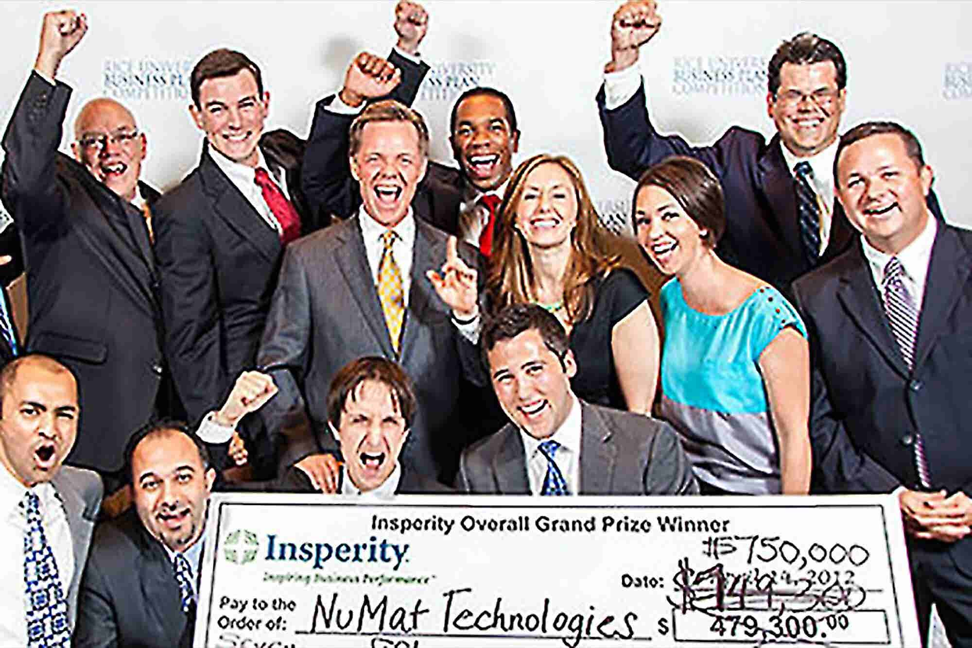 College Entrepreneurs to Compete for Big Money Prizes at Rice University