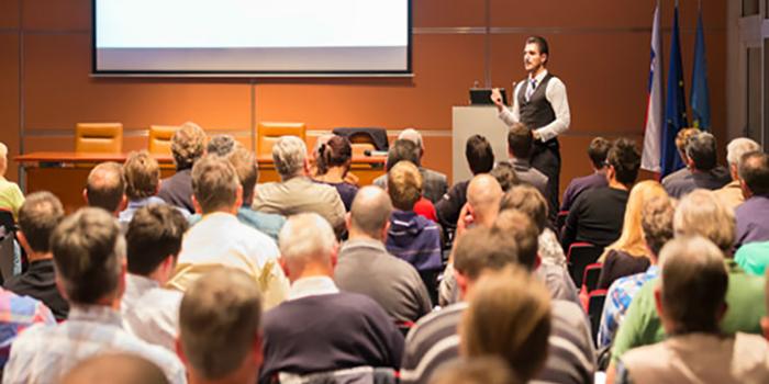Las 10 conferencias internacionales a las que asistir