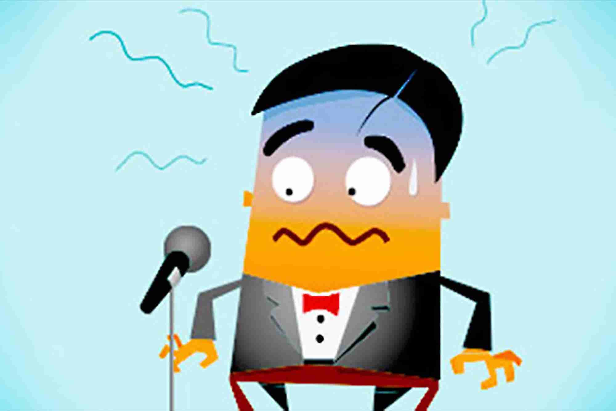 How to Conquer Stage Fright and Focus on the Positive