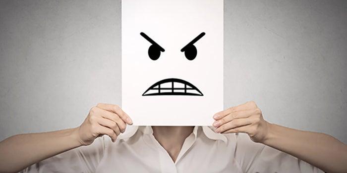 El que se enoja... no siempre pierde