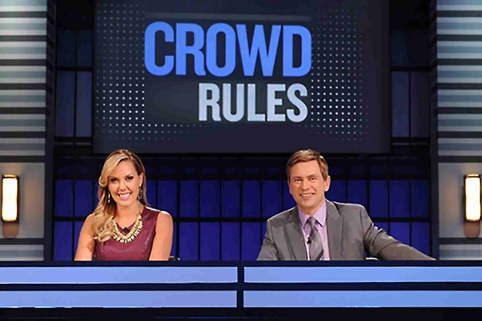 3 Lessons for Seasoned Entrepreneurs From CNBC's 'Crowd Rules'