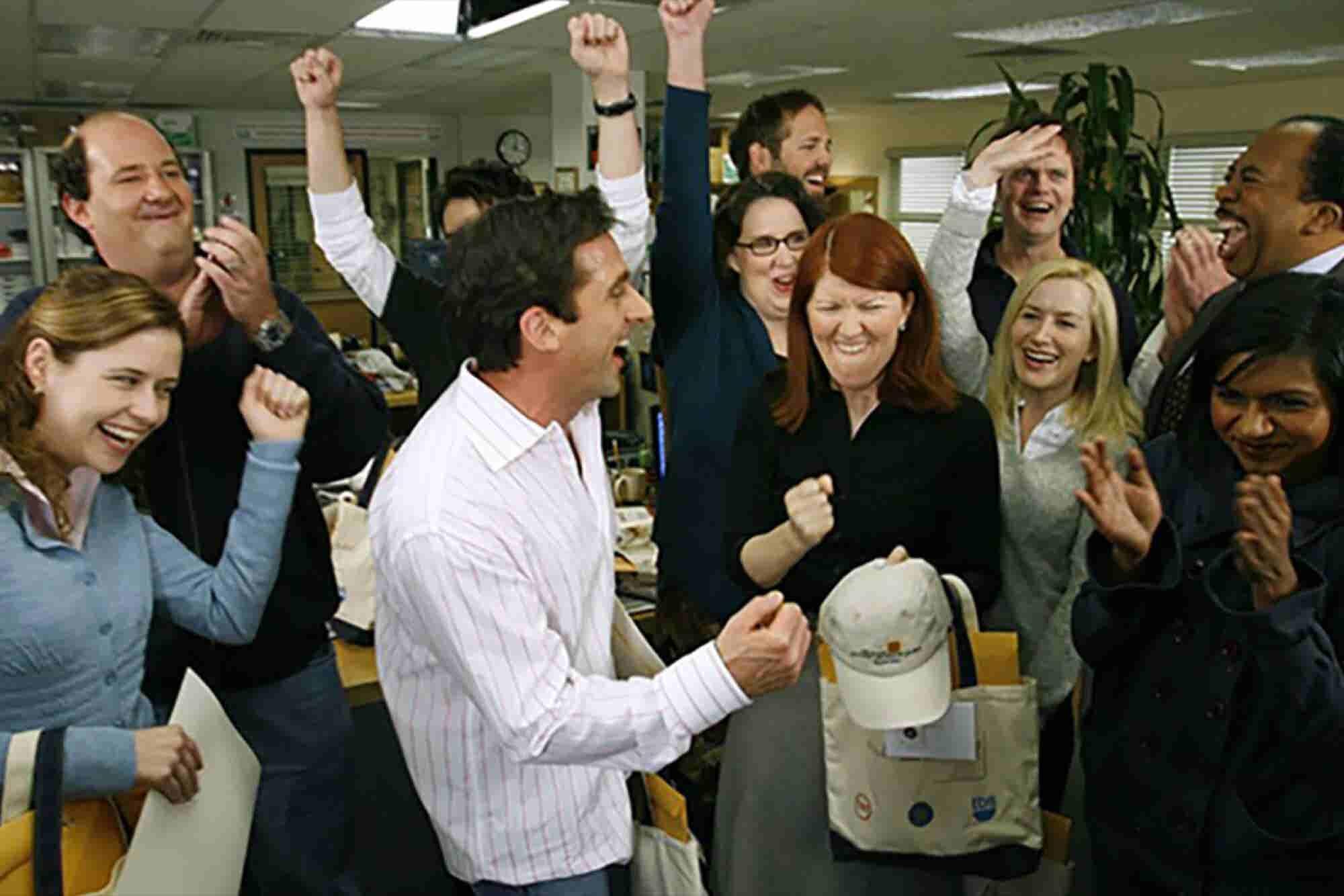 10 ideas para crear un gran ambiente laboral
