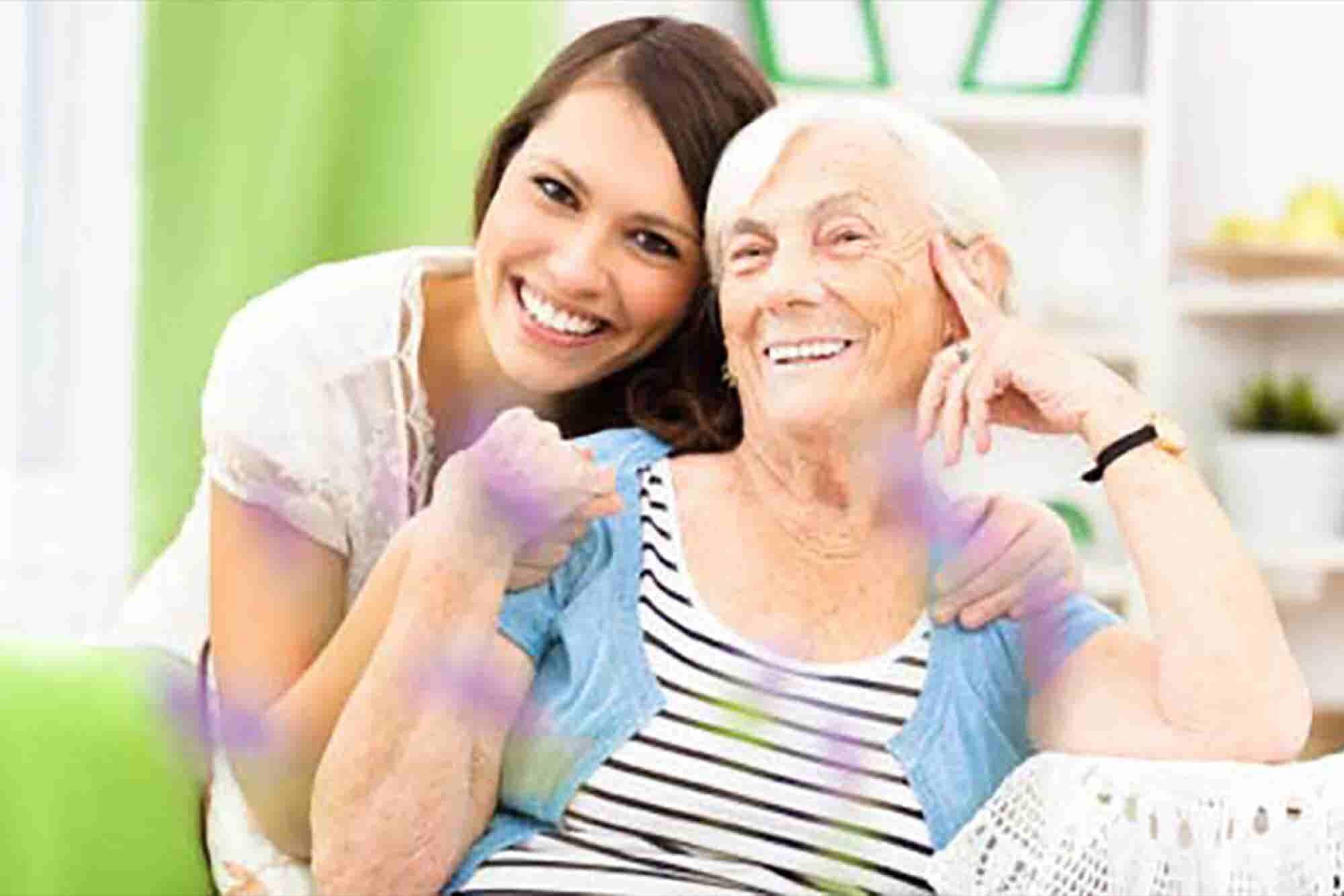 Encomiendas para adultos mayores
