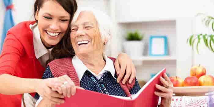 Enfermeras geriátricas a domicilio
