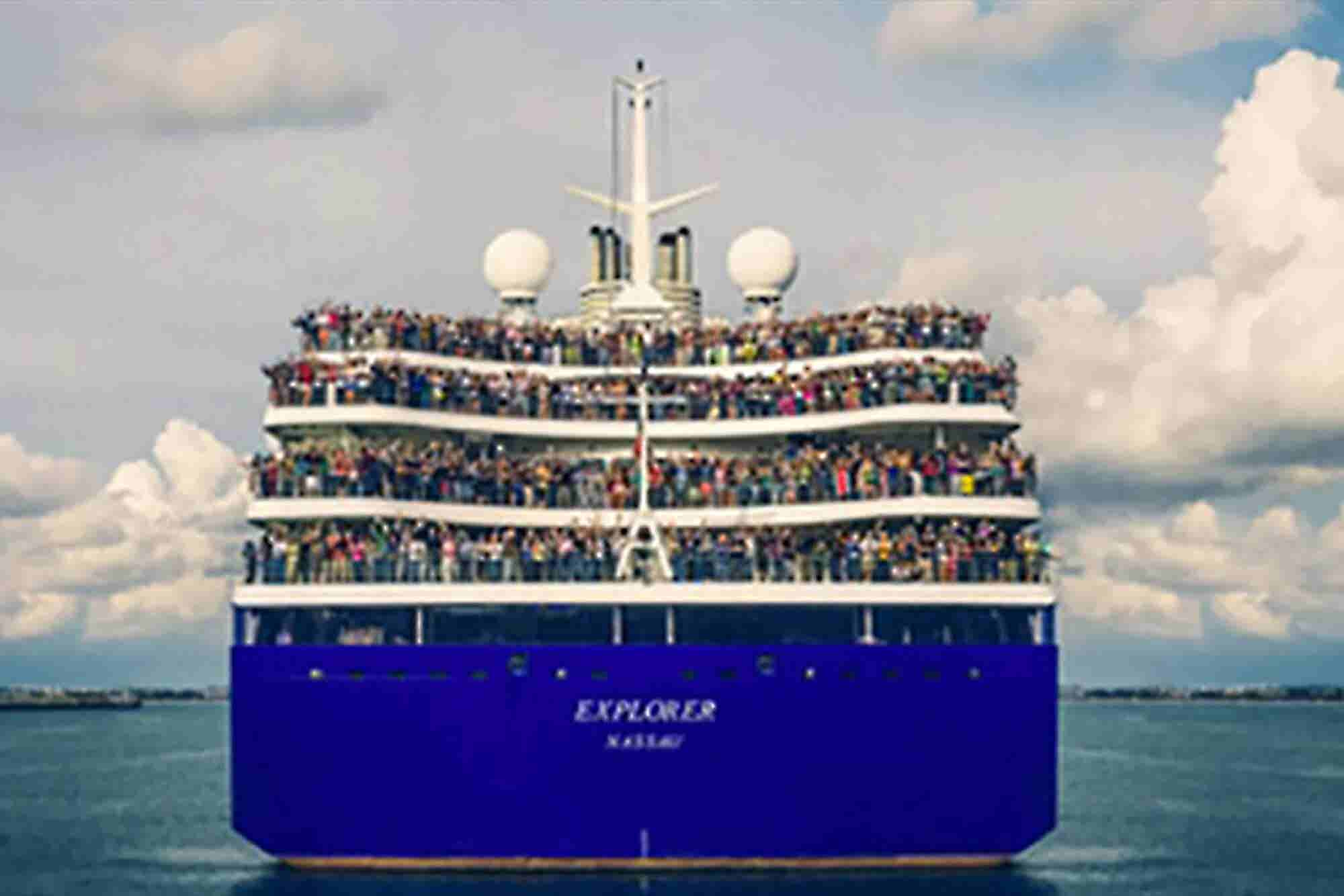 Entrepreneurs Take on the World -- By Cruise Ship