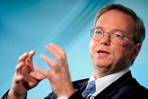 Eric Schmidt Talks Motorola, Microsoft, Immigration and NSA