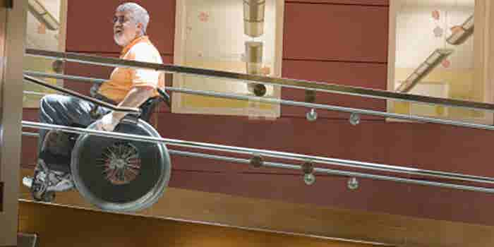 Espacios para personas discapacitadas