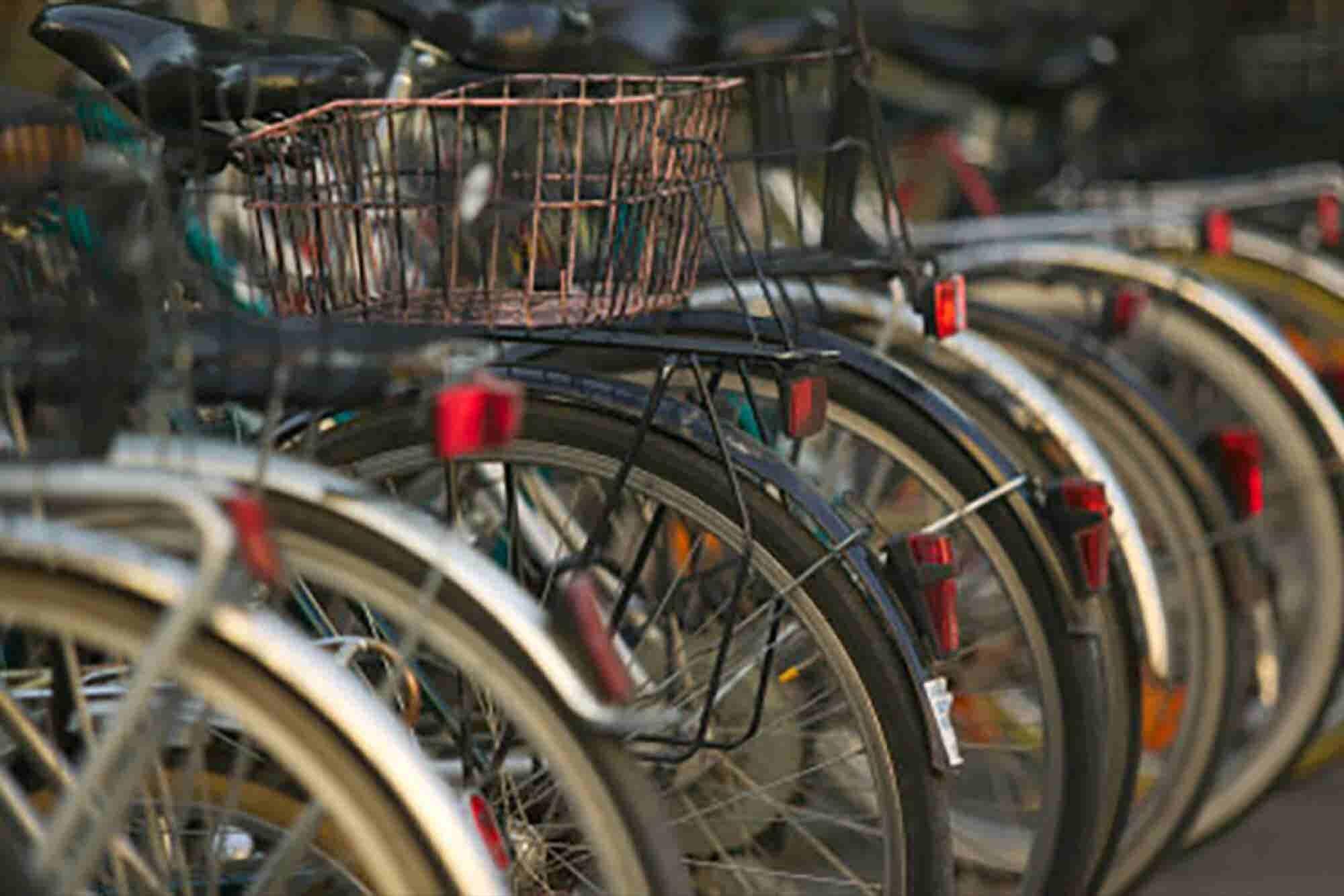 Estacionamiento para bicicletas