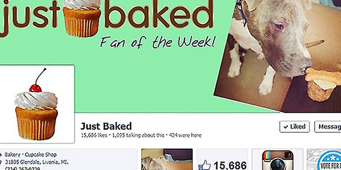 From Facebook to Foot Traffic: Building a Bakery's Social Network