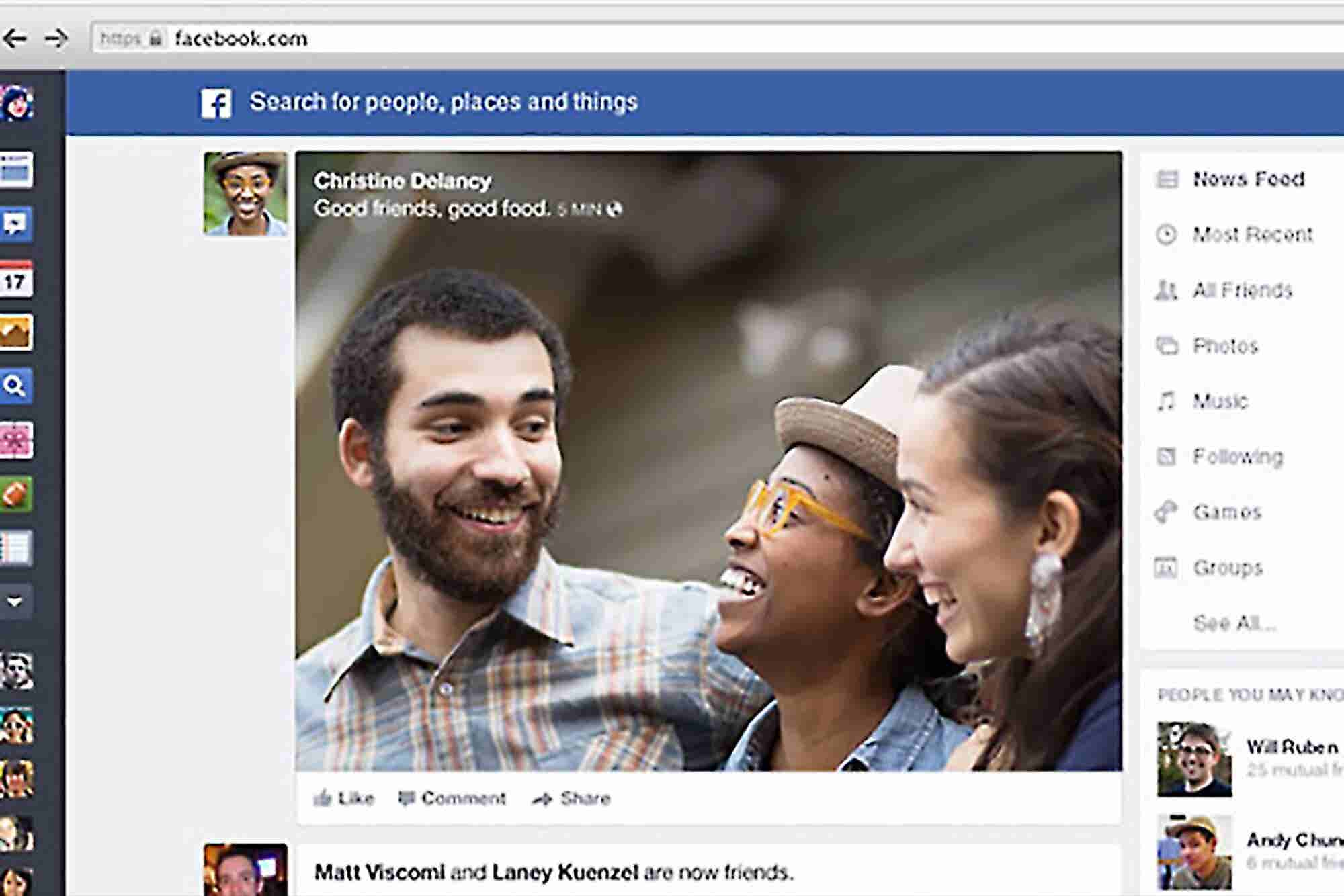 4 Tips for Using Facebook's Redesigned News Feed