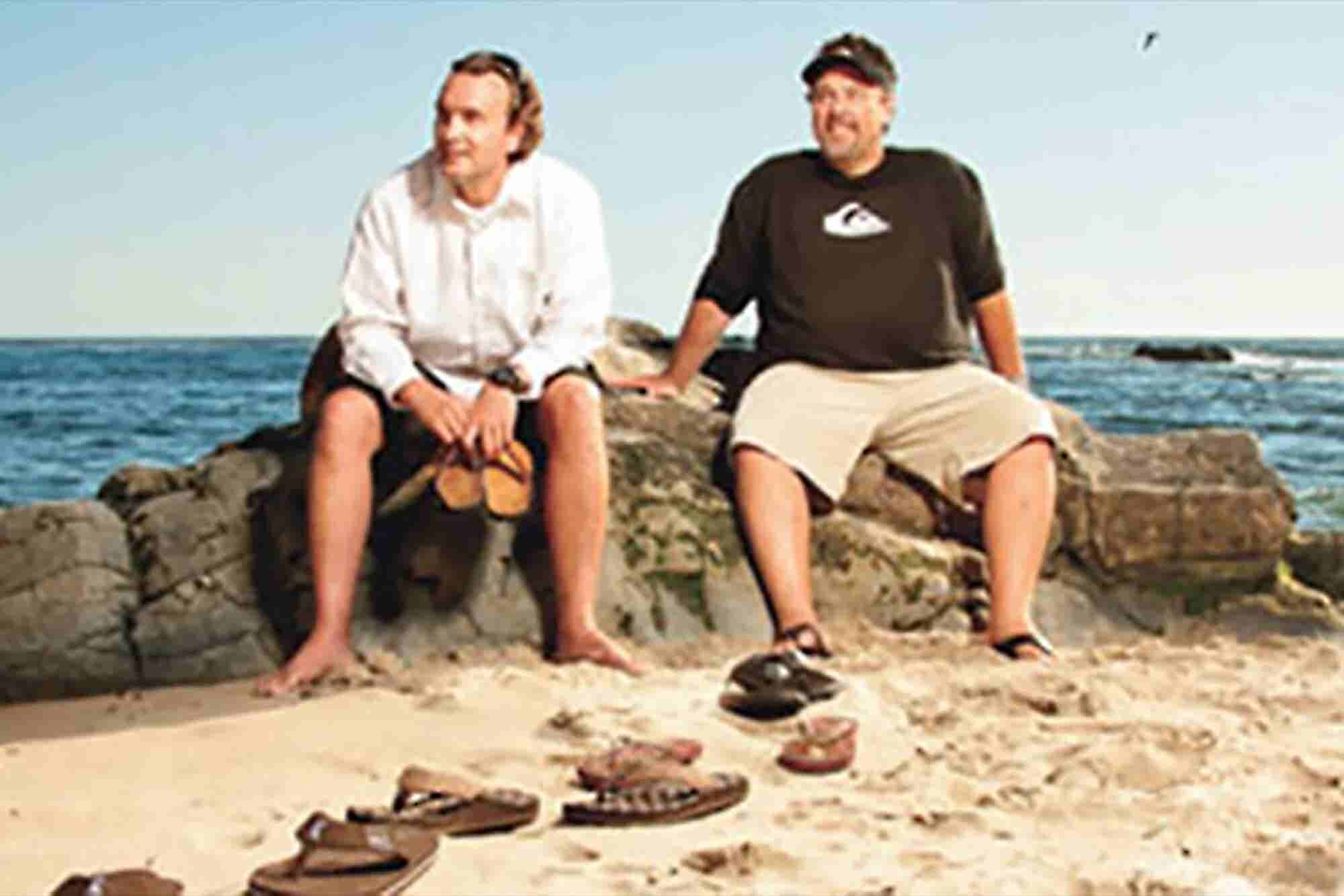 Franchise Pros Fill a Niche in Flip-Flops