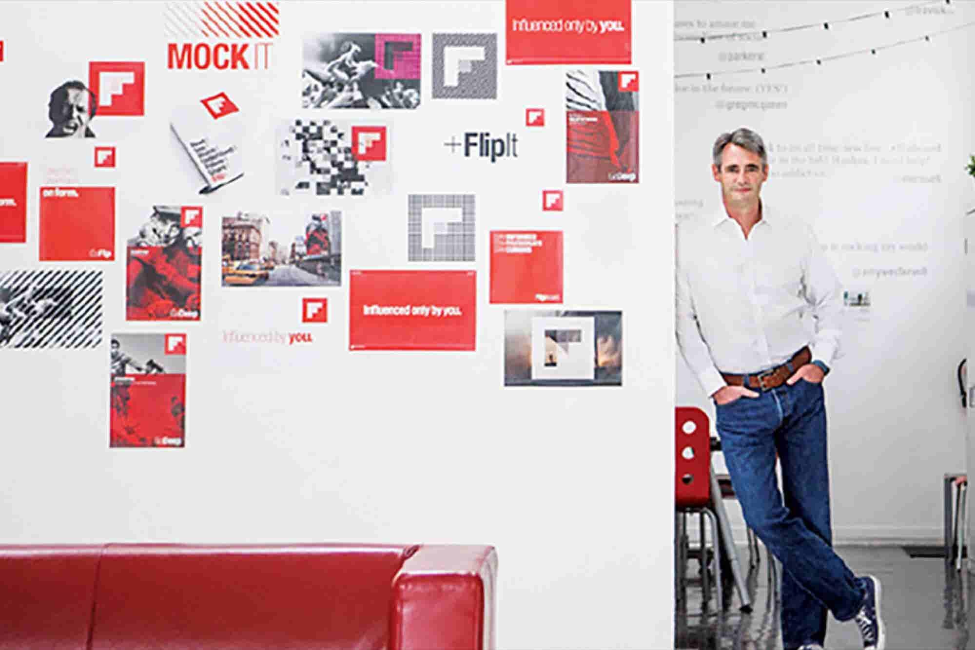 Flipboard: La nueva era de revistas 2.0