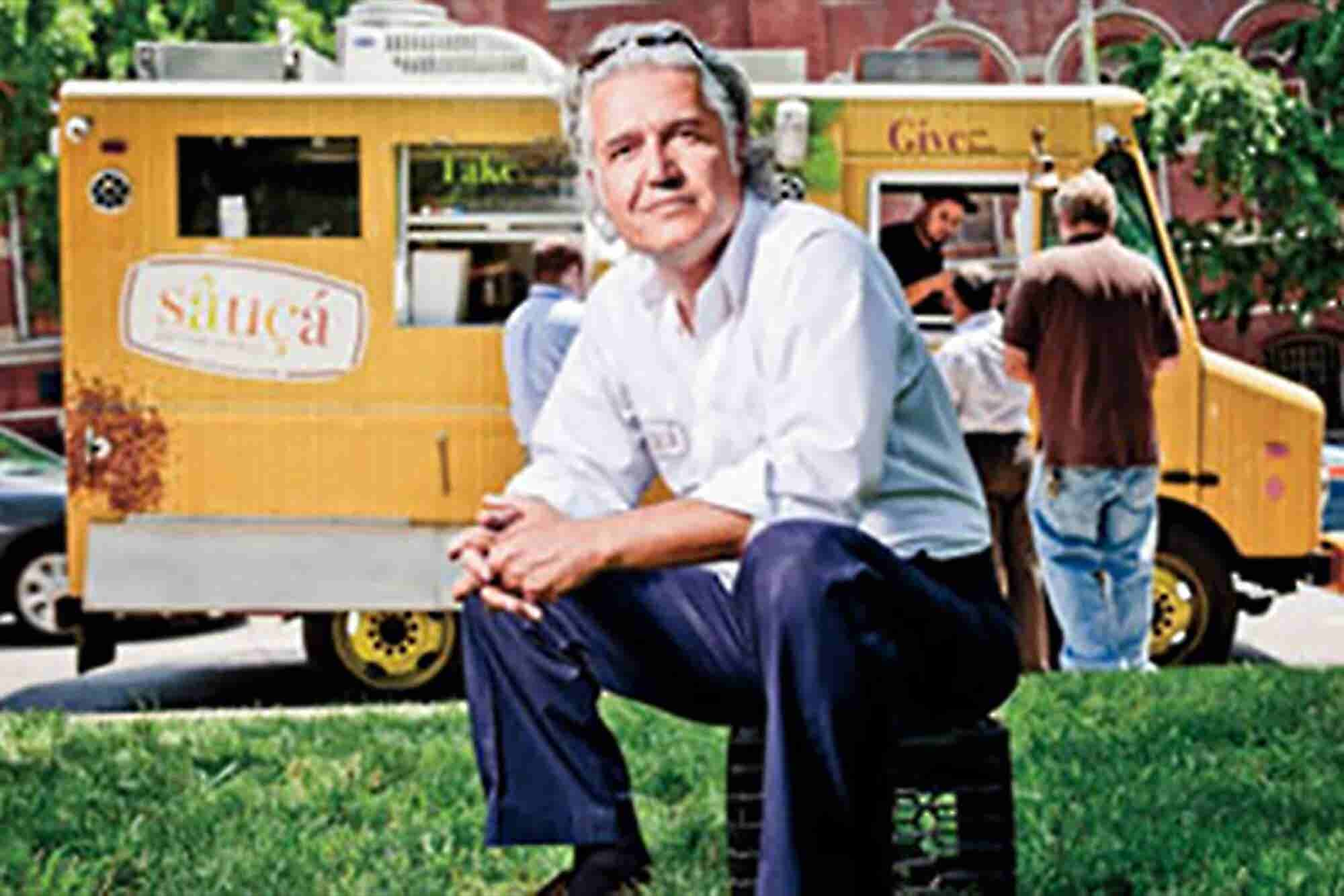 Franchises Hop on the Food-Truck Trend
