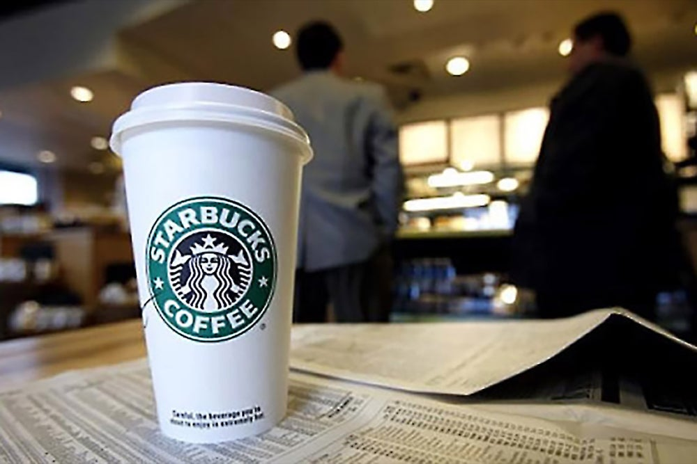 From Starbucks to Domino's: 6 Tasty Companies With Awesome Mobile Apps