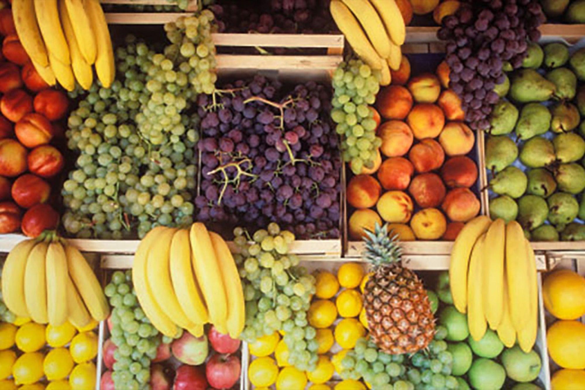 Resultado de imagen para venta de puestos de frutas y verduras