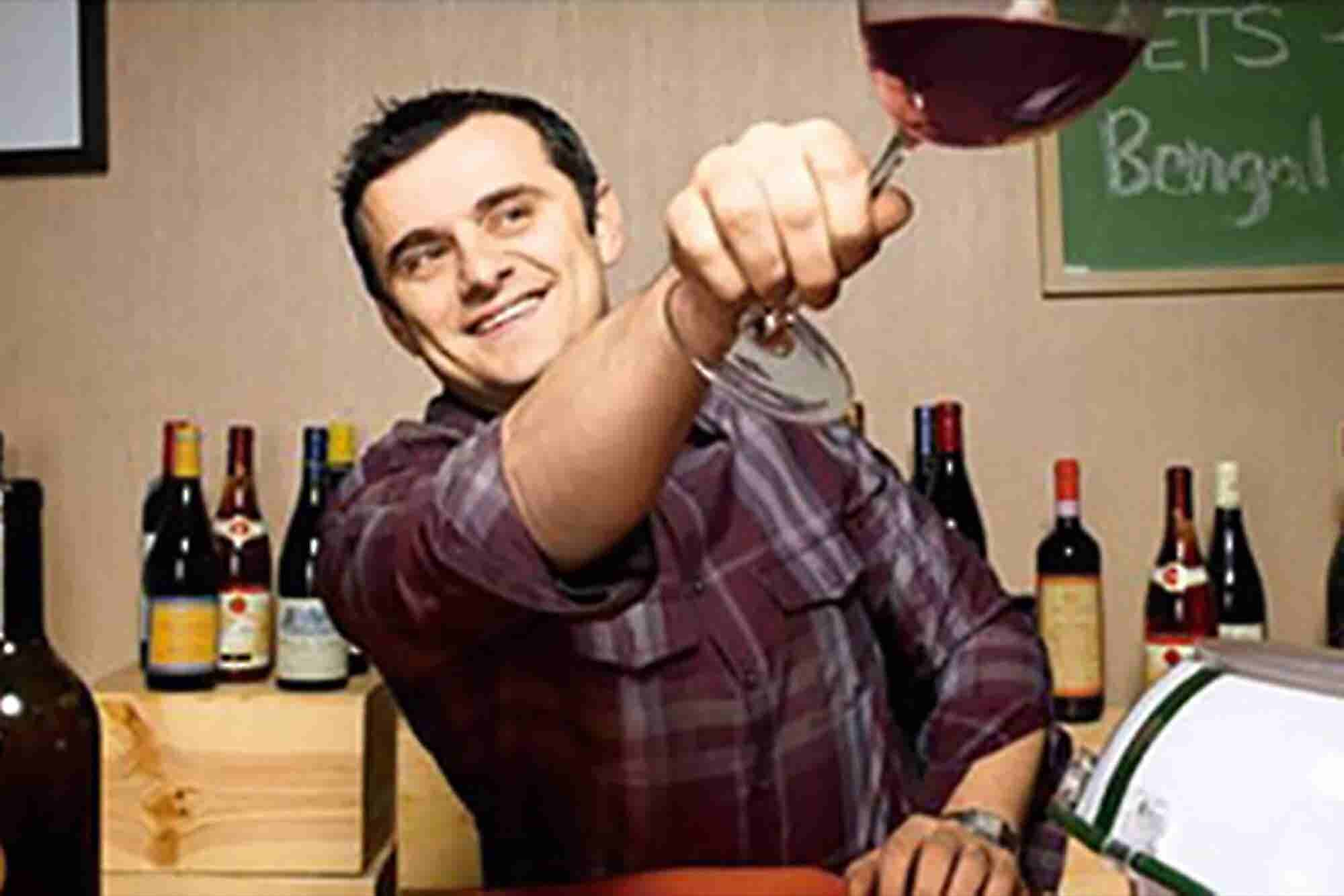How Gary Vaynerchuk Went from 'America's Wine Guy' to Business Expert
