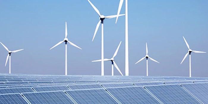 Generadores eólicos y solares