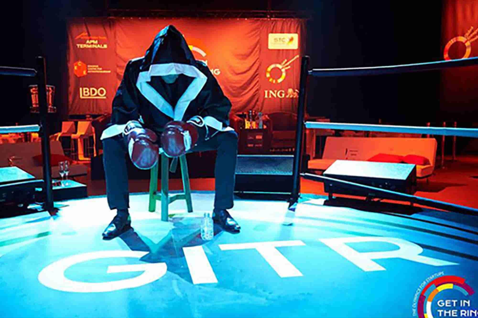 """""""Get in the ring"""", 1 millón de euros para tu startup"""