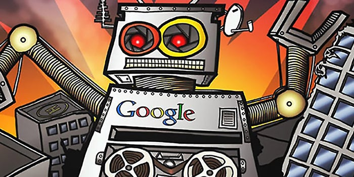 Google Gets Serious About Robots
