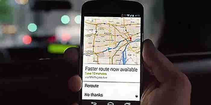 Google Releases New Maps App for Smartphones and Tablets