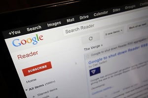 Why Google Plans to Shut Down Reader