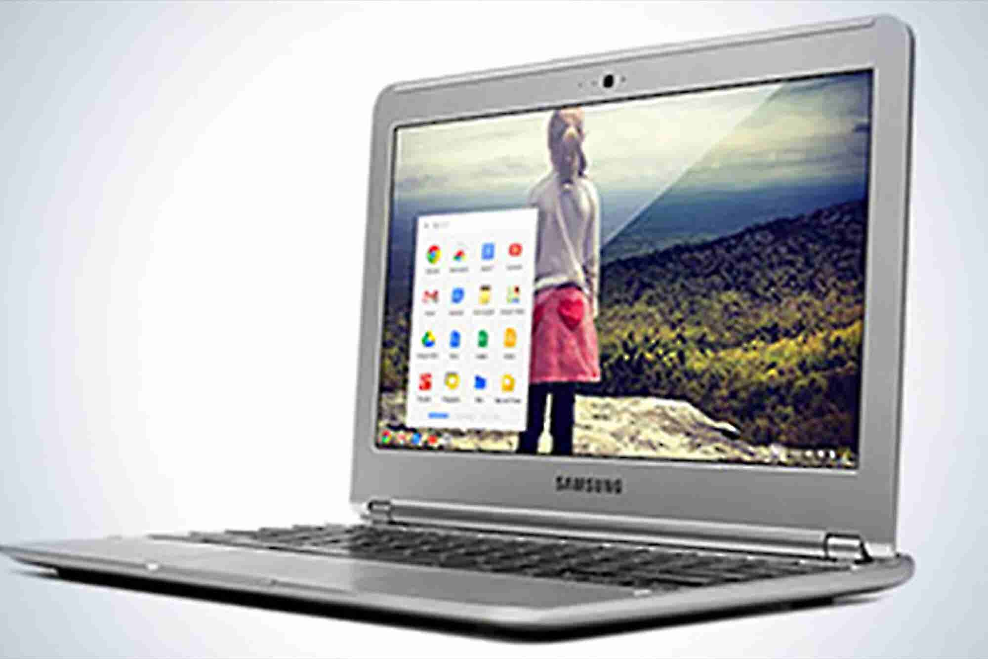Why Google's New Chromebook Won't Replace Your Laptop or Tablet