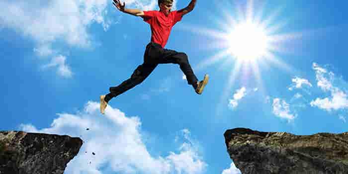 Vence el miedo y atrévete a dar el salto