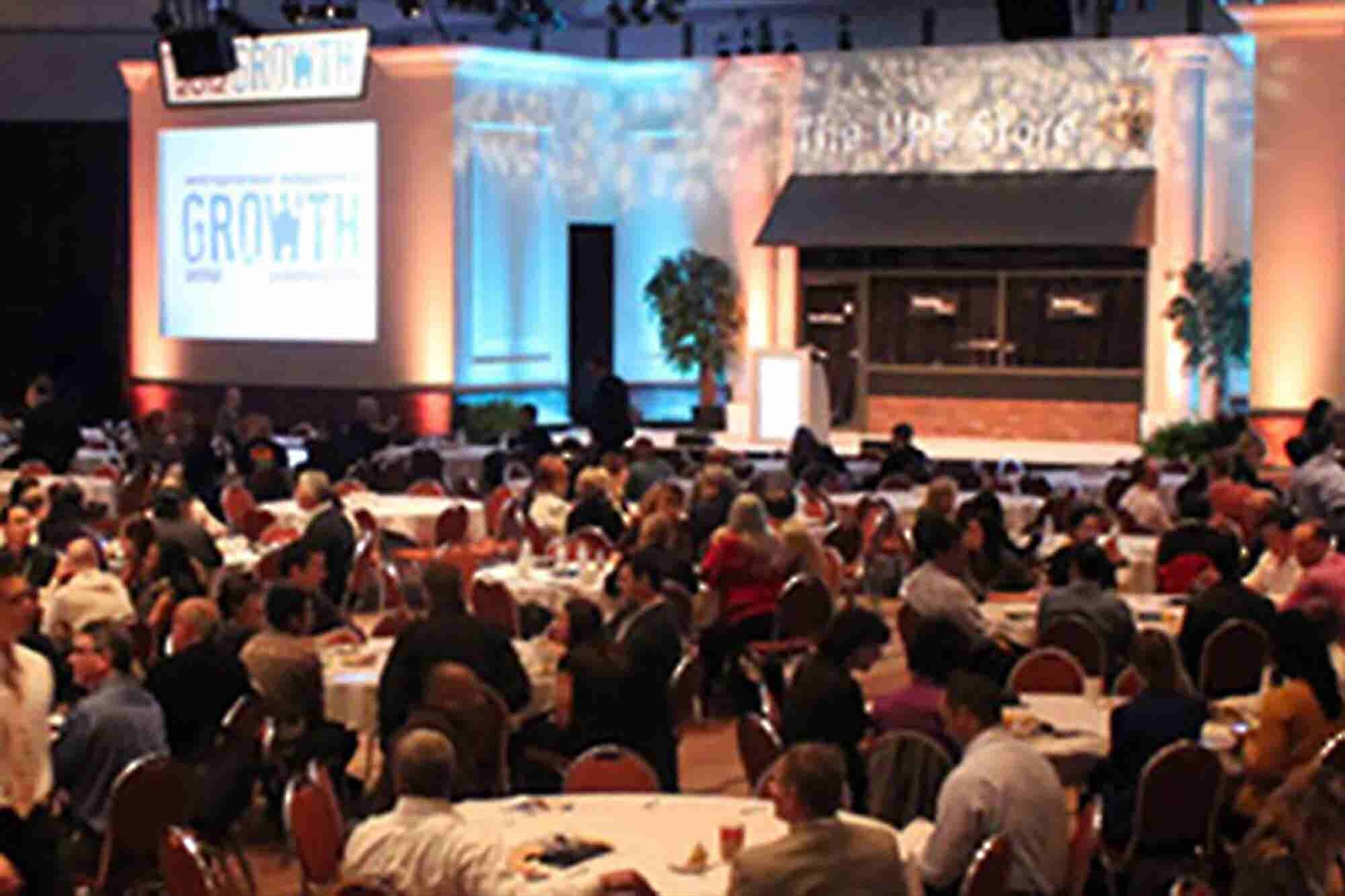Highlights from Entrepreneur Magazine's Growth Conference 2012