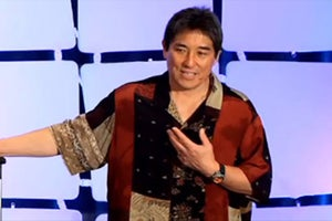 Guy Kawasaki: To Win at Social Media, 'Plant Many Seeds'