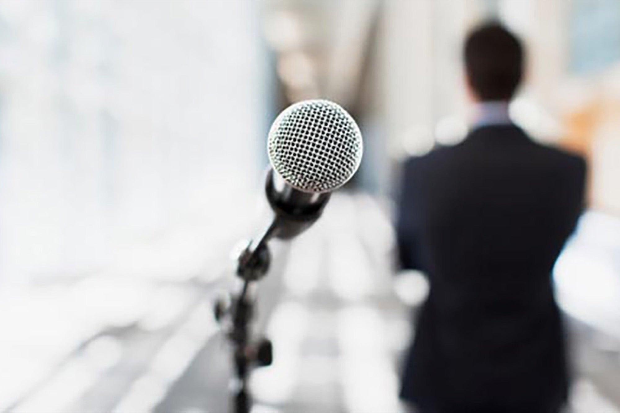 3 Pasos Para Ser Un Conferencista Exitoso