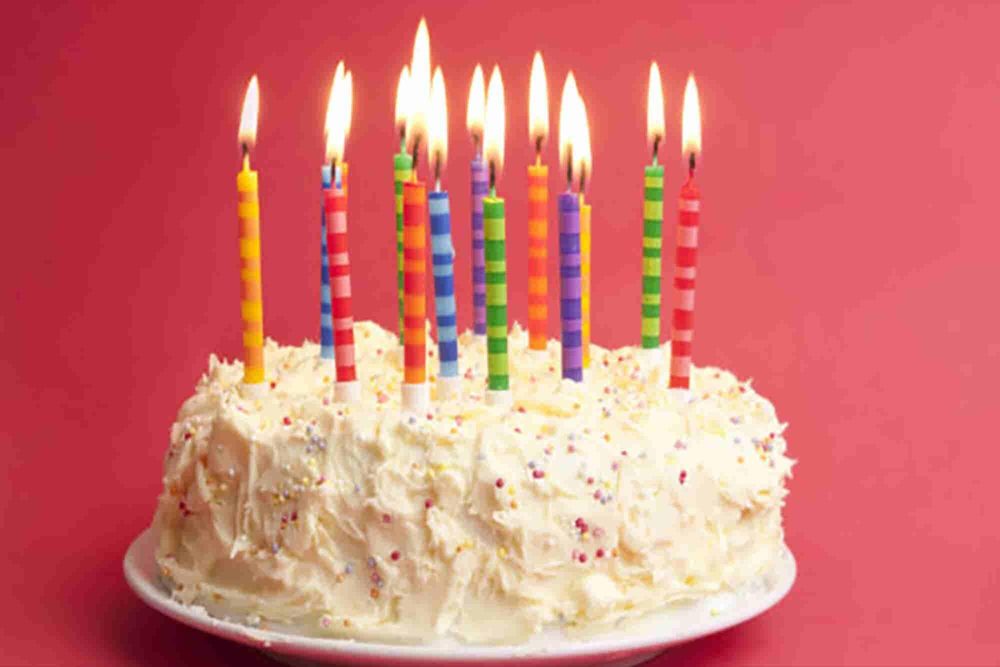 """Ya no se pagará por cantar """"Happy Birthday"""""""