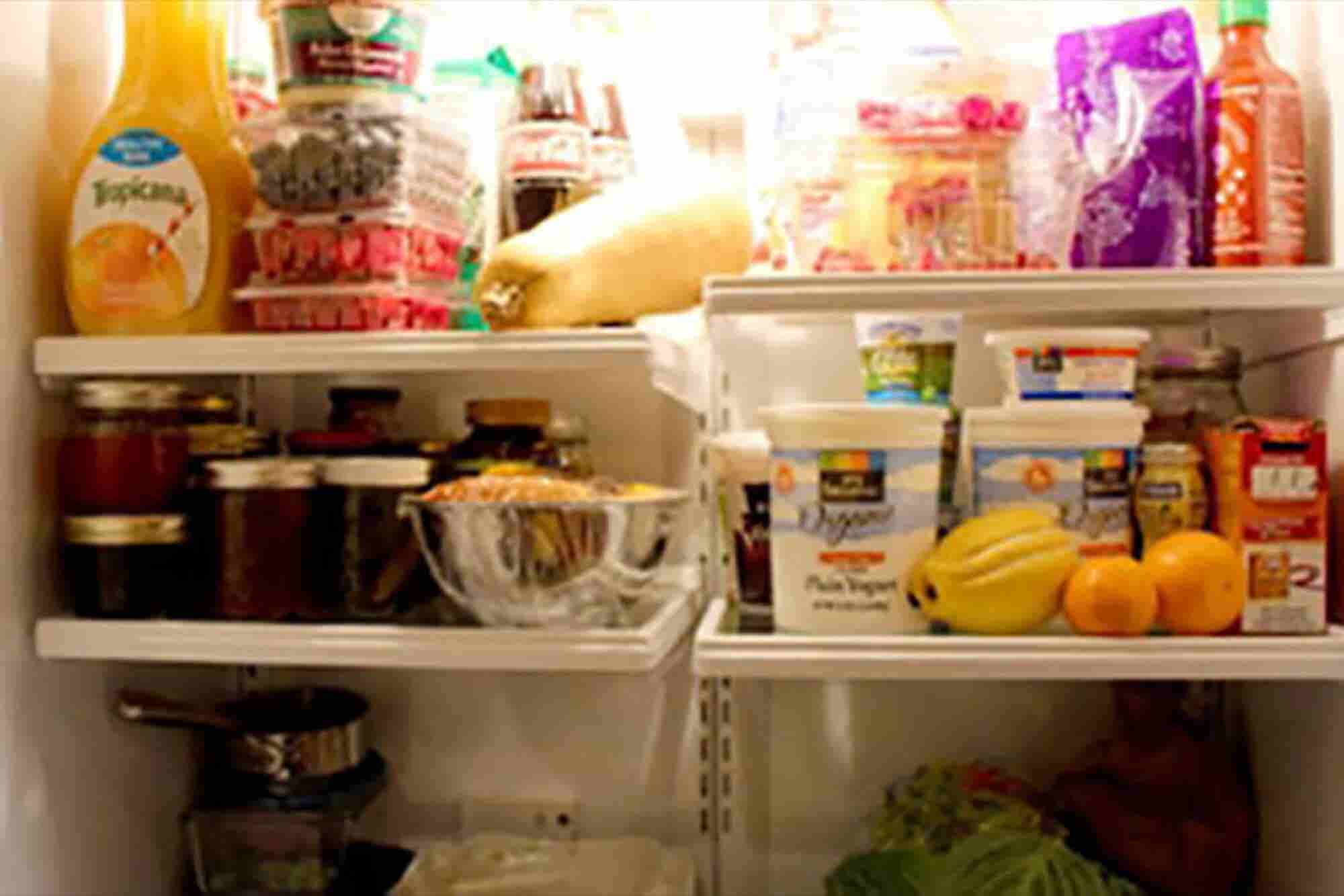 A Healthier 2013: High-Profile Entrepreneurs Reveal What's in the Fridge