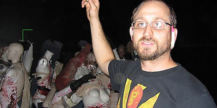 How 'Nightmare' Producer Tim Haskell Turned NYC's First Haunted House Into a Year-Round Business