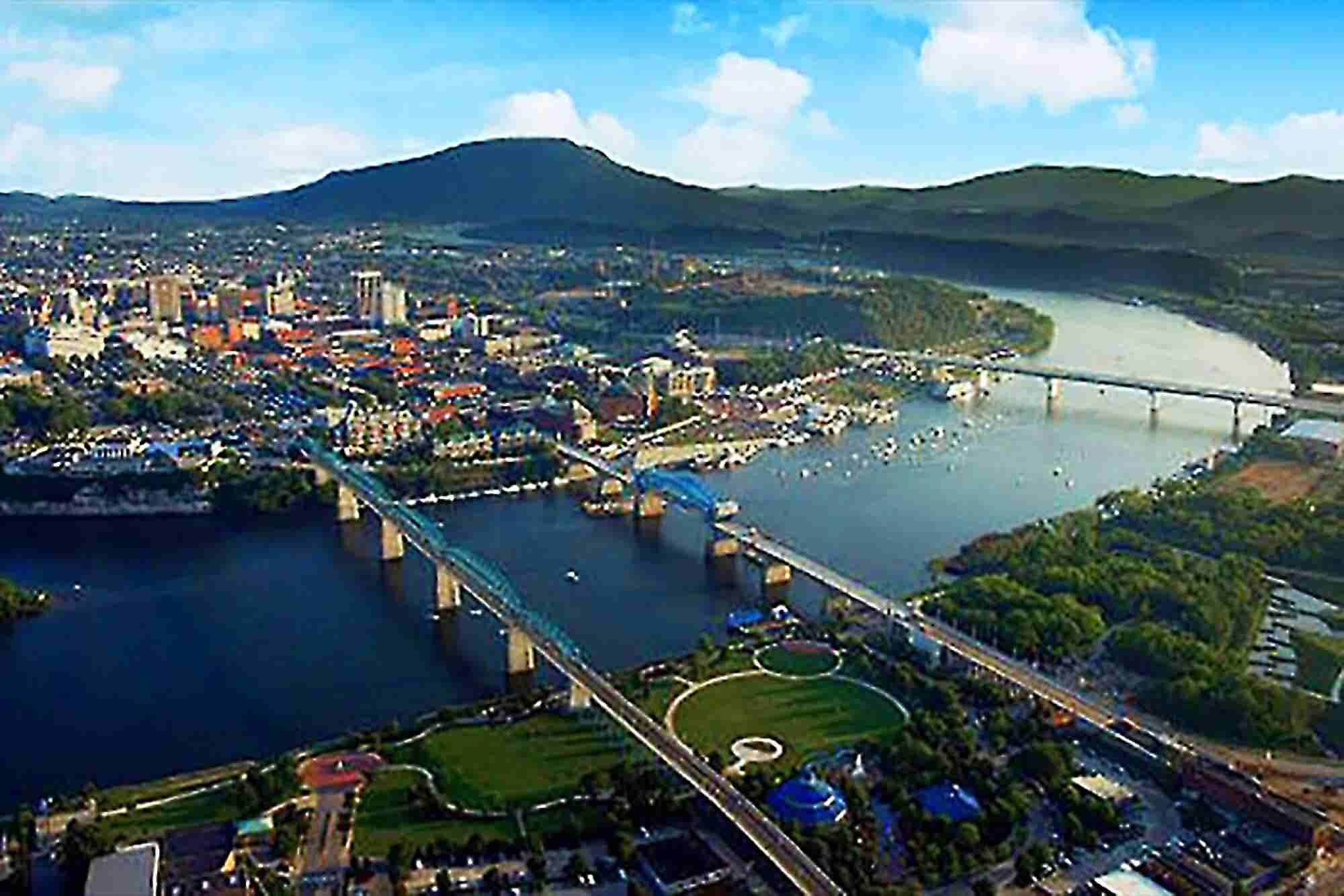 Eye on 'Gig City:' How Startups Thrive in Chattanooga