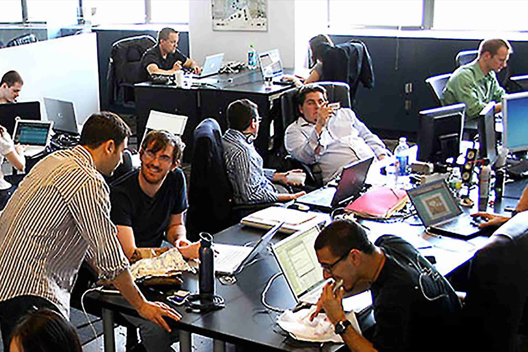 How to Find a Co-Working Space That's Right for Your Startup