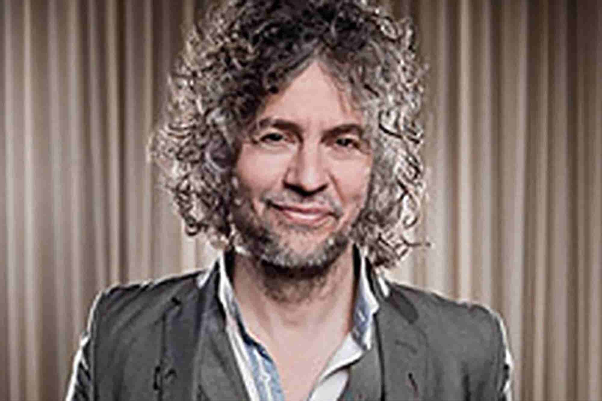 The Flaming Lips' Wayne Coyne on Reinventing the Music Industry
