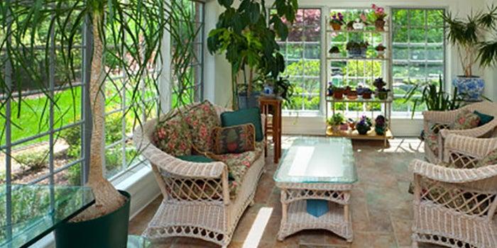Diseño de interiores eco amigables