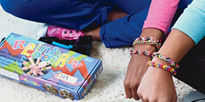 Inventor of the Wildly Popular 'Rainbow Loom' Weaves the American Dream With Rubber Bands in a Detroit Basement