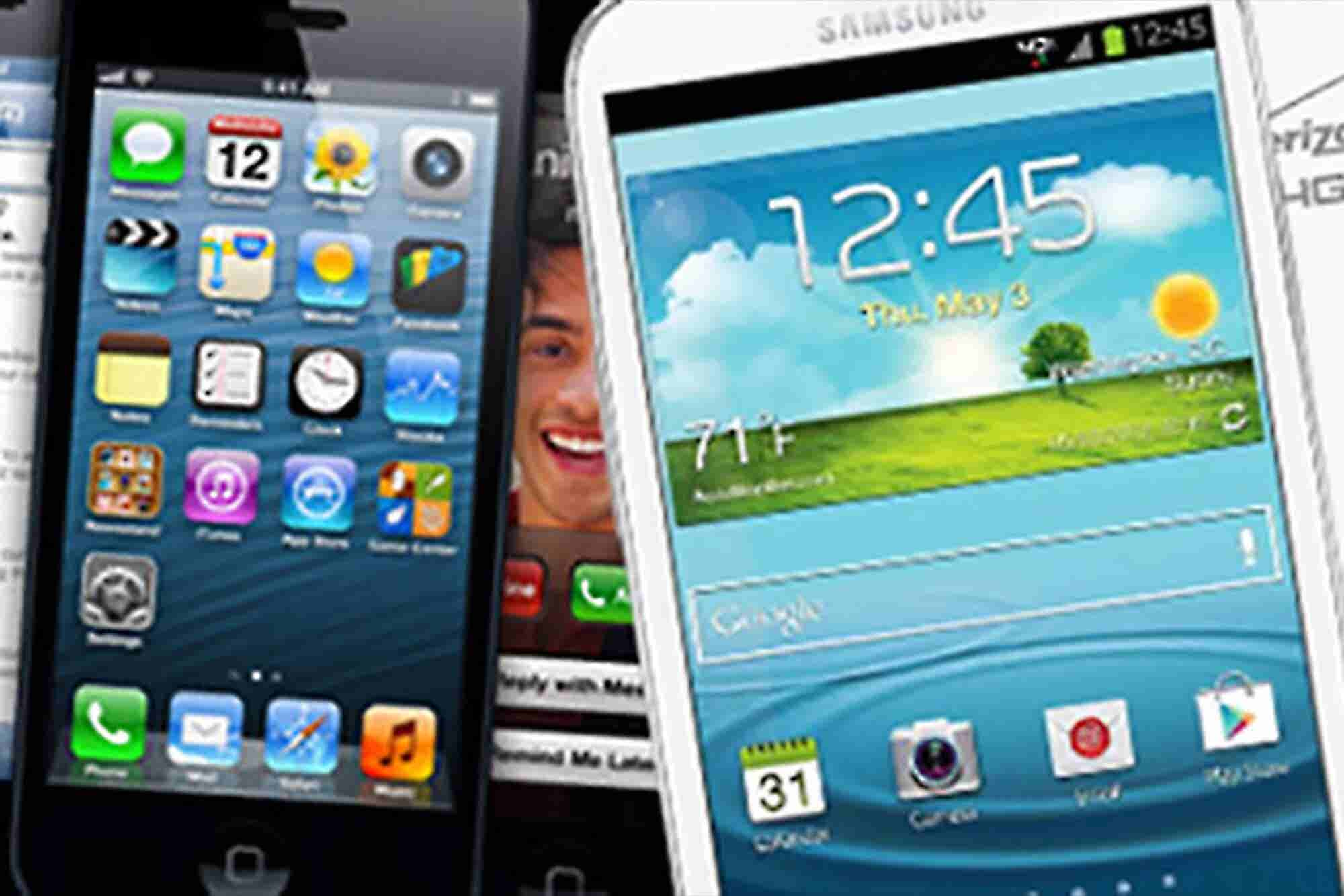 Apple iPhone 5 vs. Samsung Galaxy S III: Which Is Better for Business?