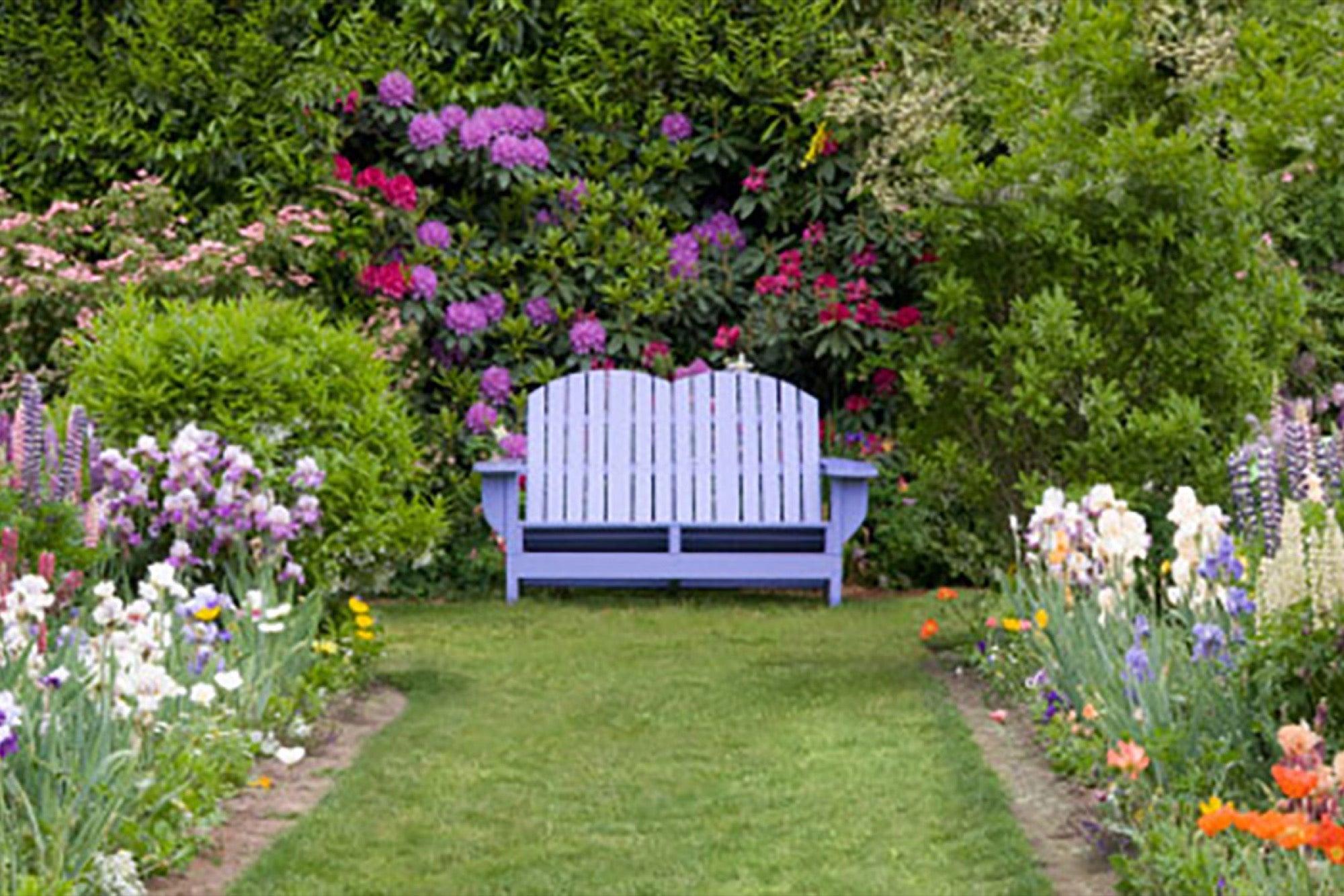 Jardinera y decoracin exterior