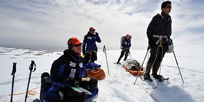 Expedición Antártica 2014